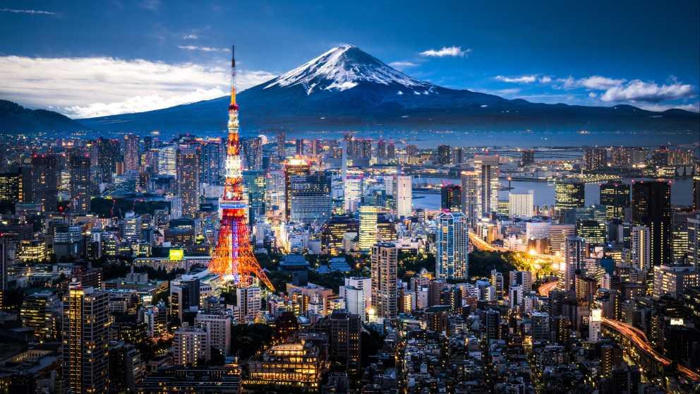 Sehenswürdigkeiten tokio