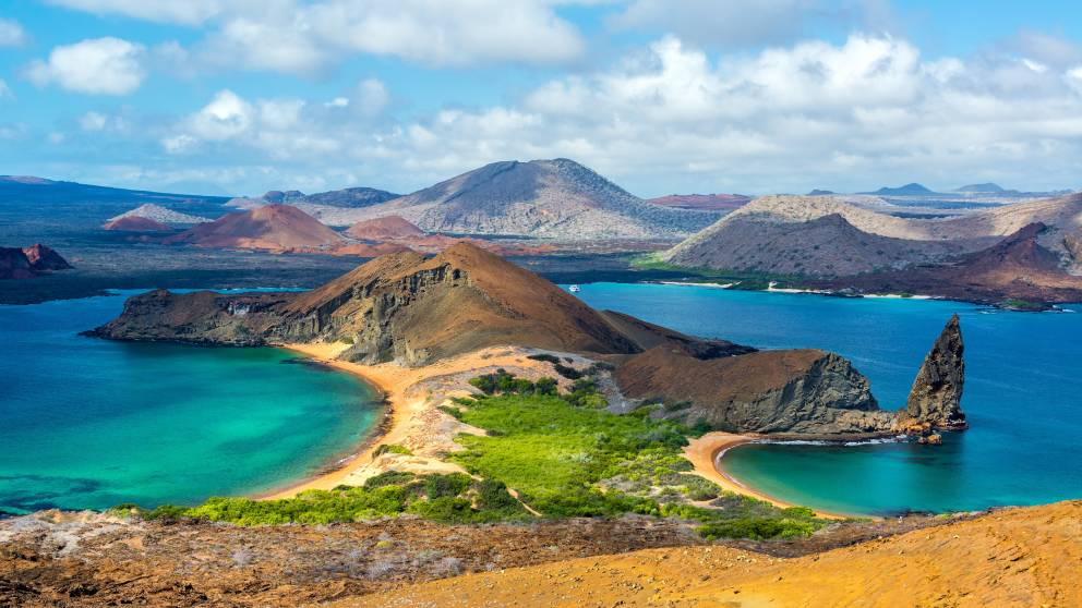 Discover the beautiful landscapes of The Galapagos on an Ecuador tour