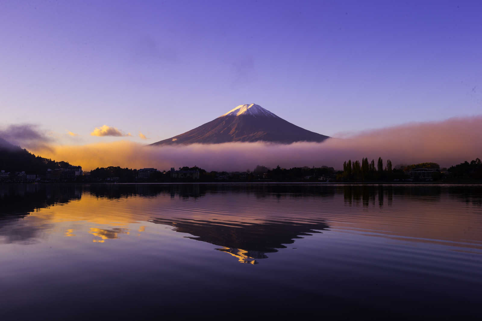 Visit the beautiful Mount Fuji on a Japan vacation