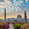 Do not miss the Great Mosque in Muscat when you travel to the Orient