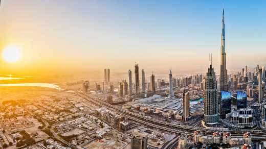 Plan your Dubai vacation now on a trip to the United Arab Emirates.