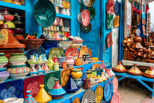 Marrakesch shop