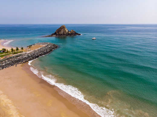 Fujairah Sandy Beach