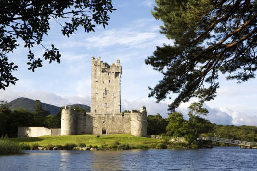 Killarney Ross Castle
