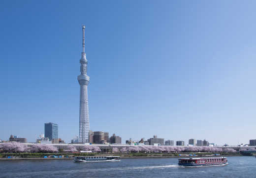 Japan Tokio Skytree