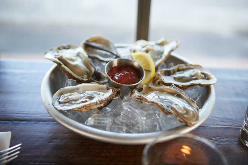 Oysters - a speciality you should try on your Brittany holiday.