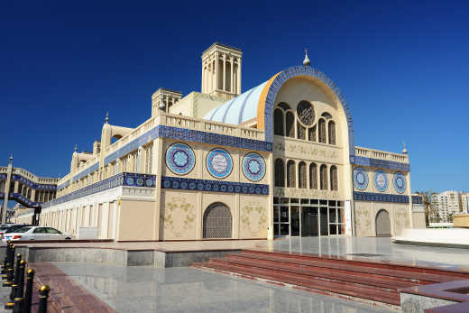 Sharjah Central Souq