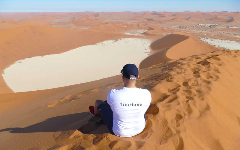 Travel Expert Chris in Namibia