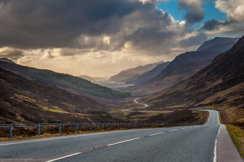 Discover the Scottish Highlands on a Scotland road trip