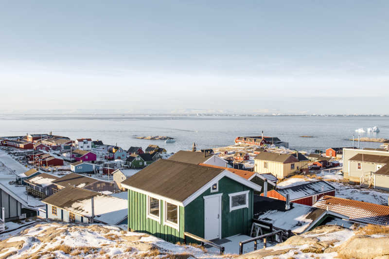 Greenland's culture is characterised by its proximity to nature.