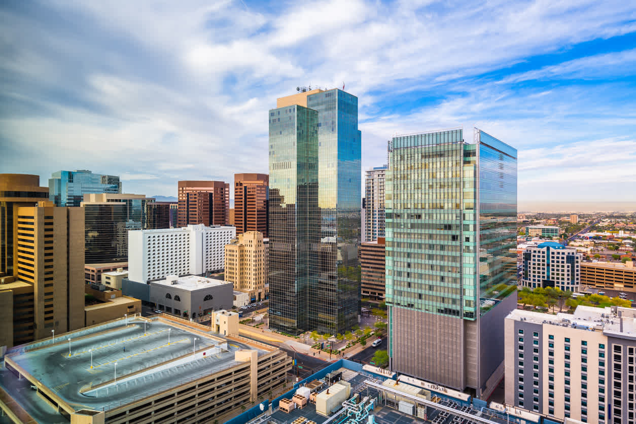 Discover the Downtown district during your Phoenix vacation.