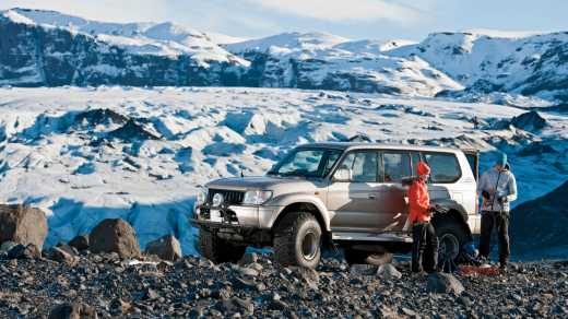 Discover glaciers, the Golden Circle, and other natural wonders on an Iceland road trip