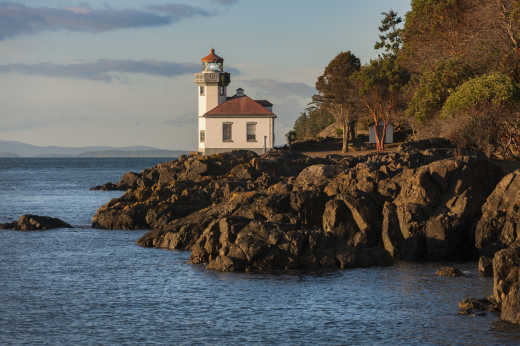 Discover the San Juan Islands during your Washington vacation.