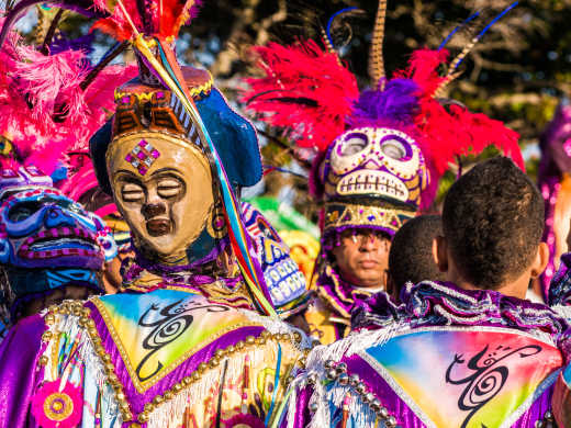 Experience colorful carnivals on a Dominican Republic vacation