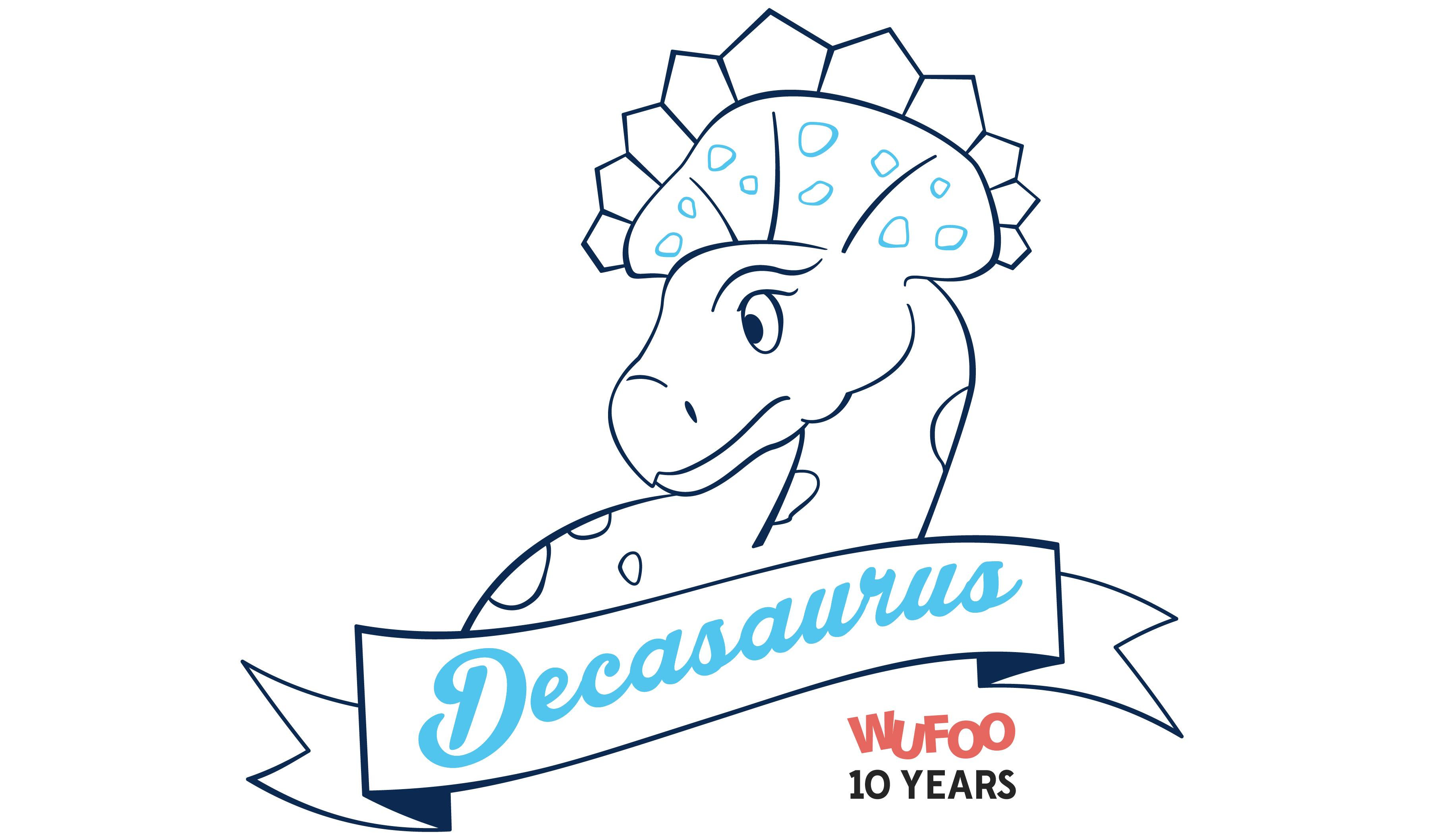 Wufoo Decasaurus wide