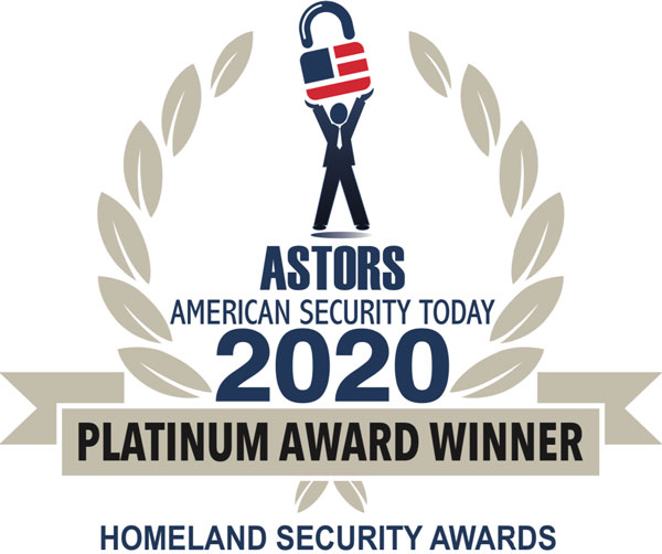 ASTORS 2020 Platinum Award