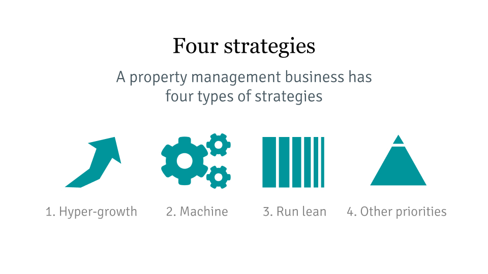 four-strategies