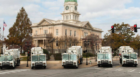 Athens-Clarke Count - Excellence in public fleet management
