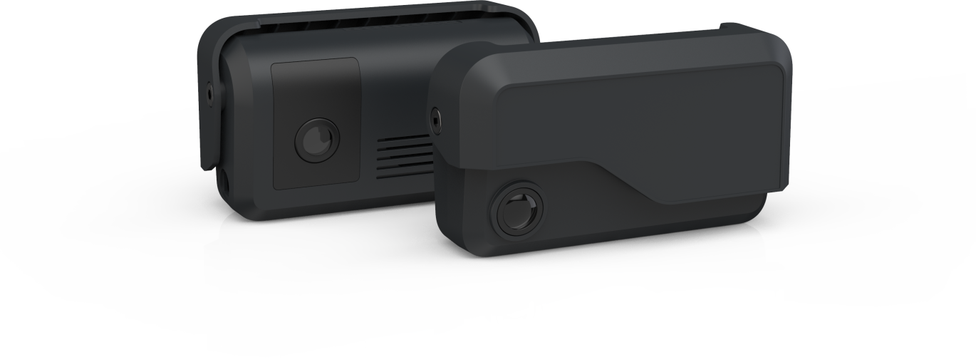Dual-Facing AI Dash Cam