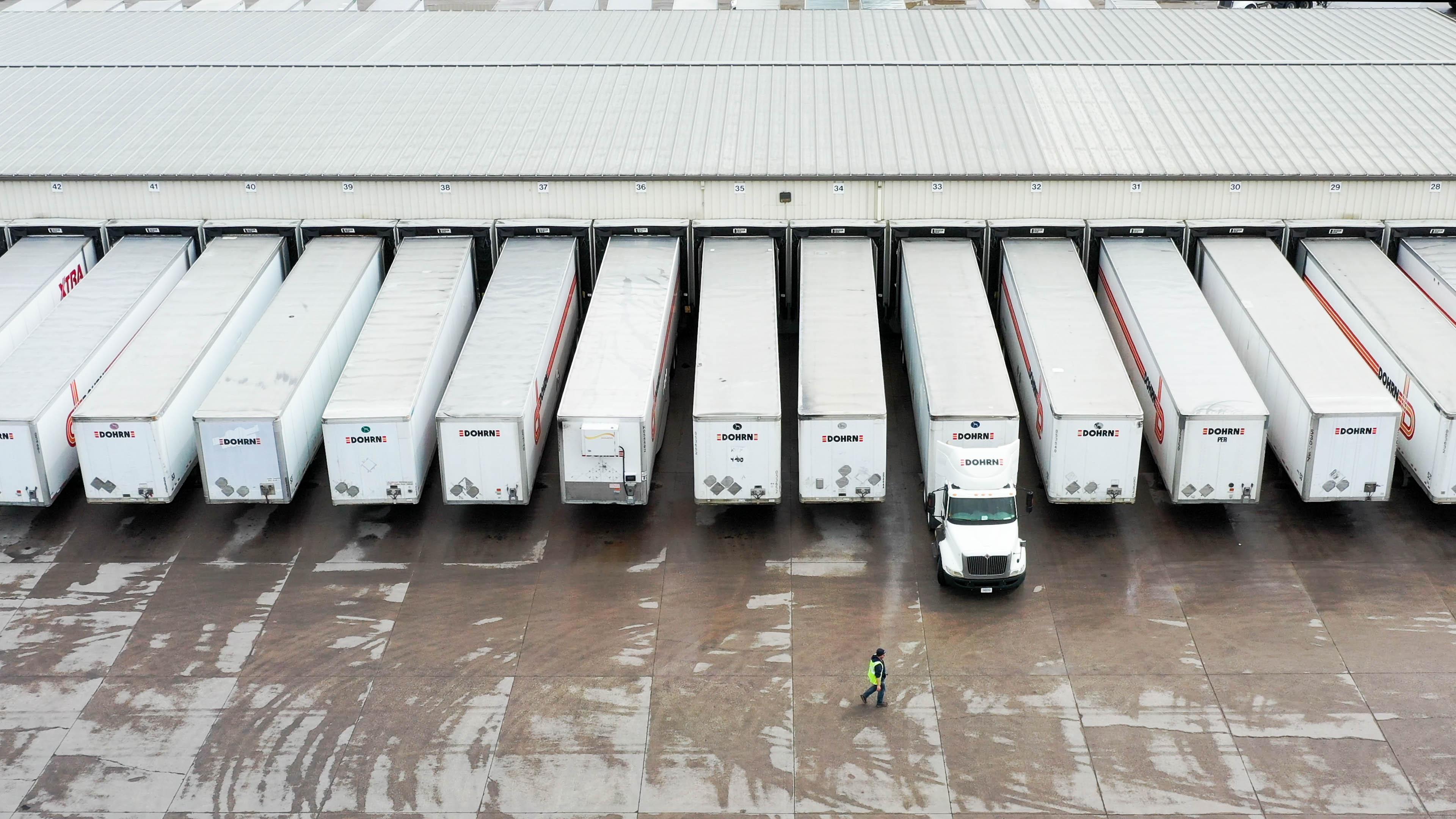 Dohrn Trucking - Best Image Truck Kusaboshi Com