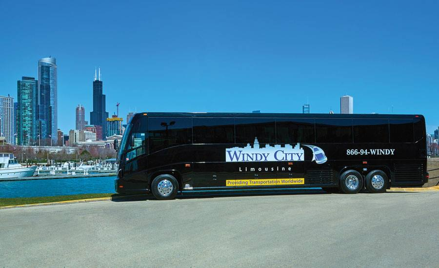 Windy City Limousine - Excellence in Service Winner