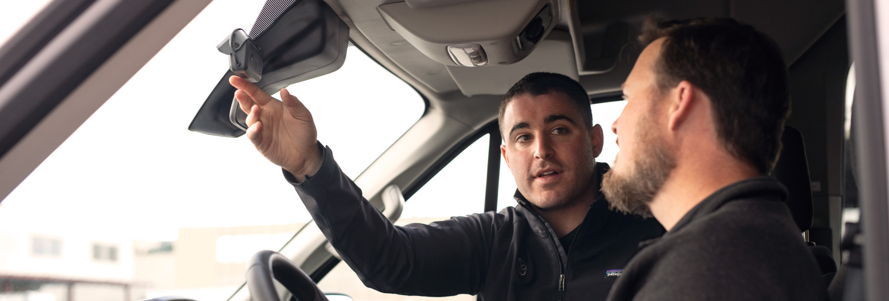 Camera Angles: Drivers and Managers Share Their Views on Dash Cams
