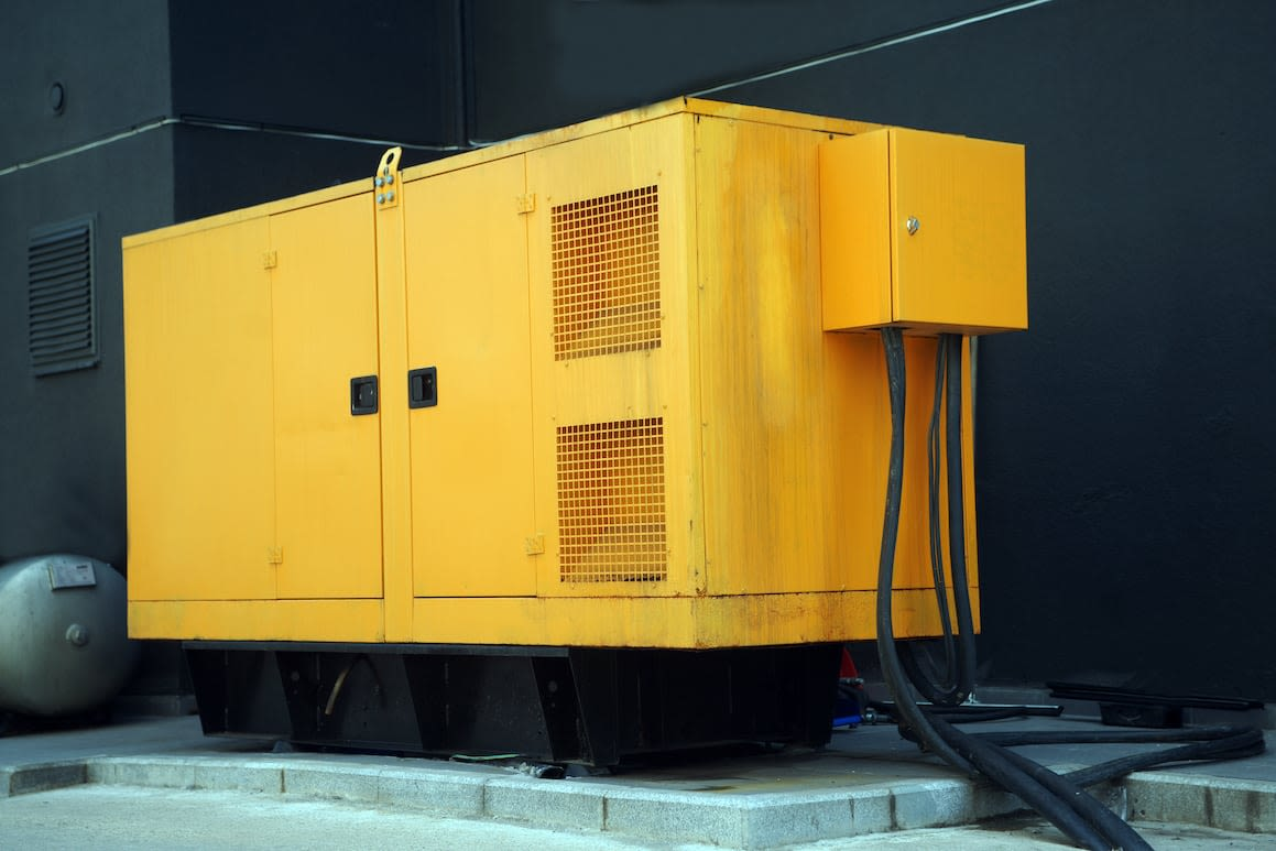 equipment as a service generator