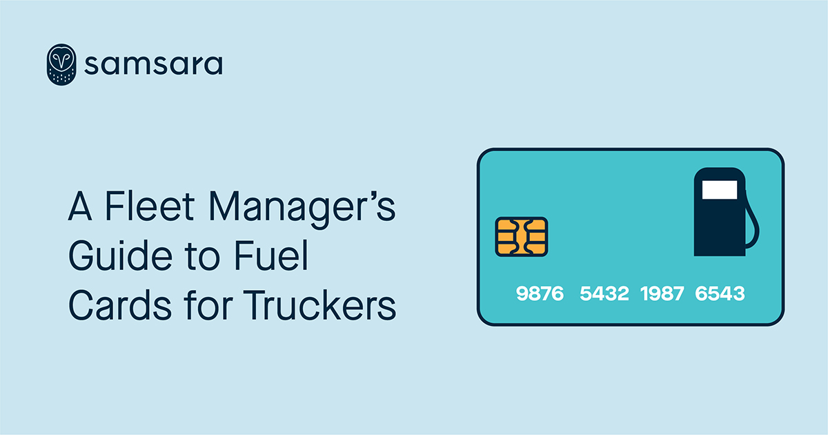 Fuel Card for Truckers