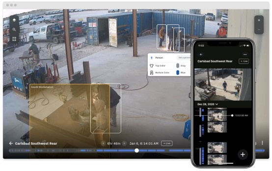 Streamline Operations with AI-Powered Video Security