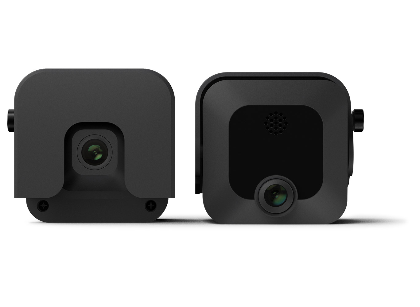 Internet-Connected Dual Dash Camera