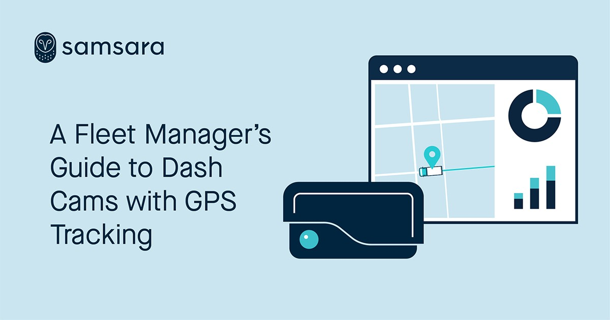 Dash Cam with GPS Tracking
