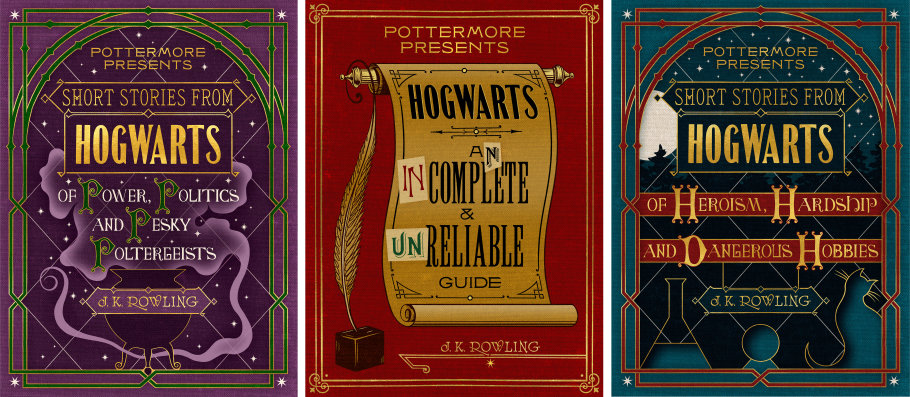 Image result for pottermore short stories