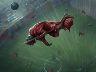 Pottermore - Quidditch: Uniforms for a dangerous game