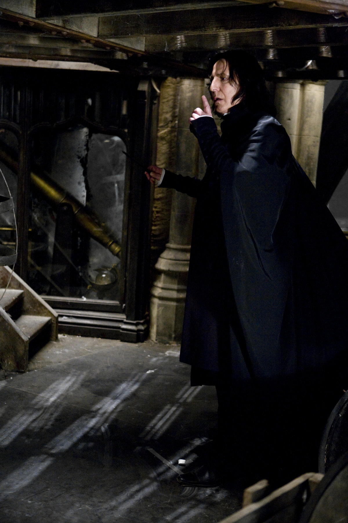 8 times the Half-Blood Prince reveals the real Snape