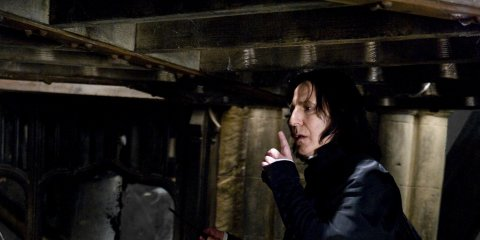 8 times the Half-Blood Prince reveals the real Snape - Pottermore