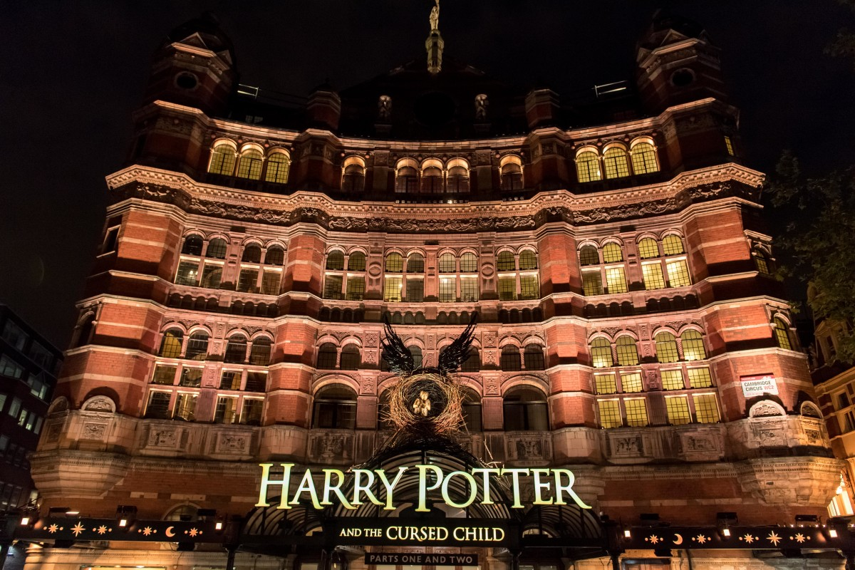 Harry Potter Book Set Big W : Cursed child in talks to open on broadway pottermore