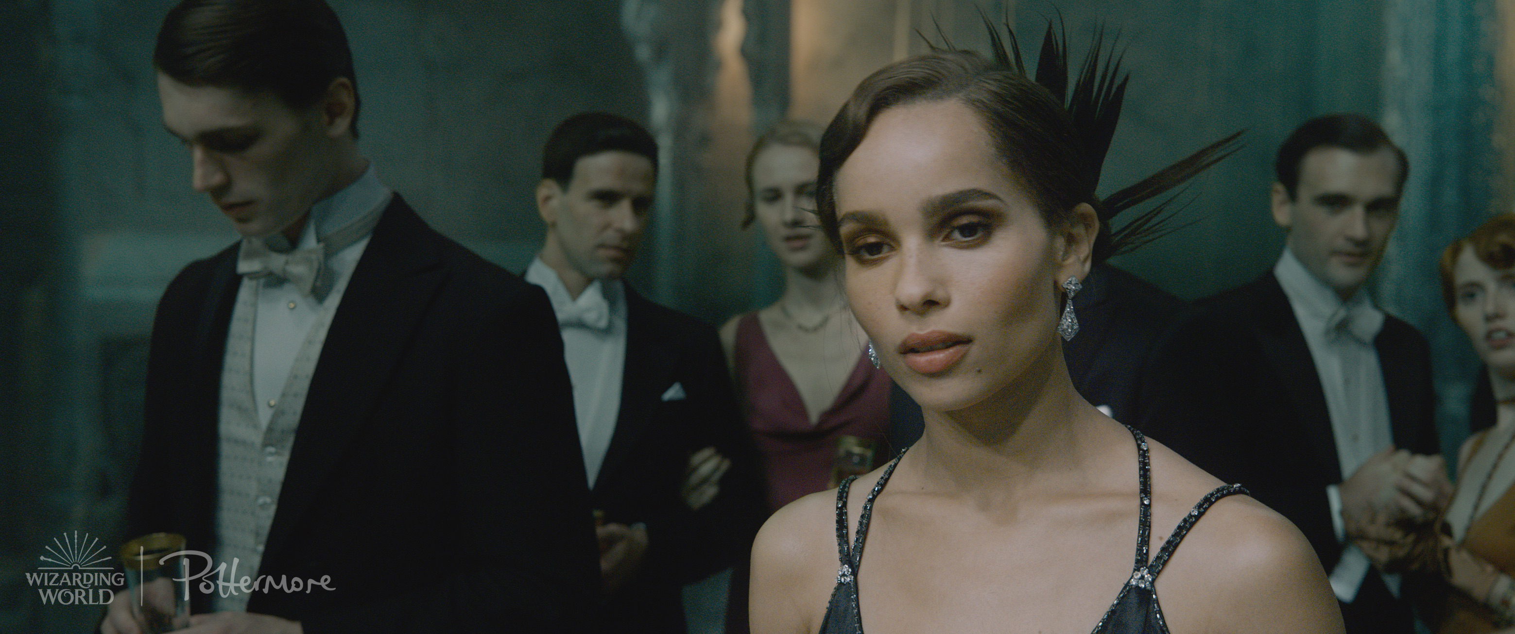 Leta Lestrange in the trailer for Fantastic Beasts: Crimes of Grindelwald