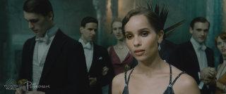 Leta Lestrange in the trailer for Fantastic Beasts: Crimes of Grindelwald