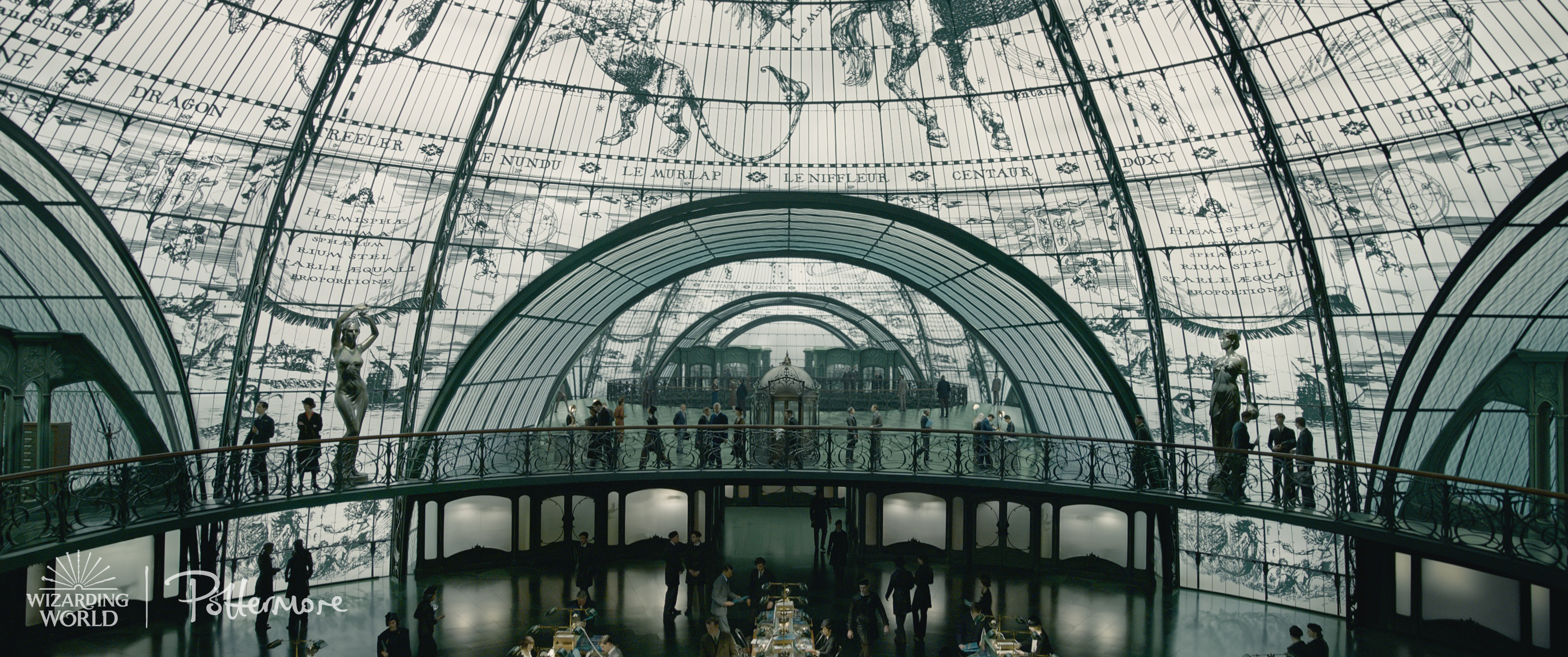 A French magical location from the Fantastic Beasts: Crimes of Grindelwald trailer