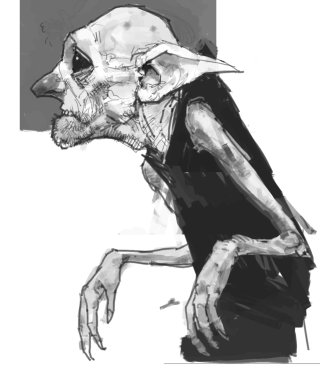 A Kreacher illustration