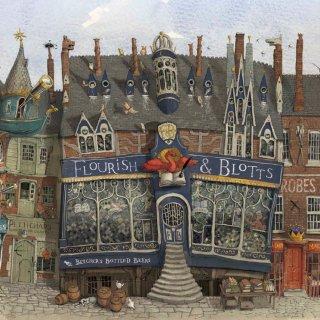 Diagon Alley Pottermore