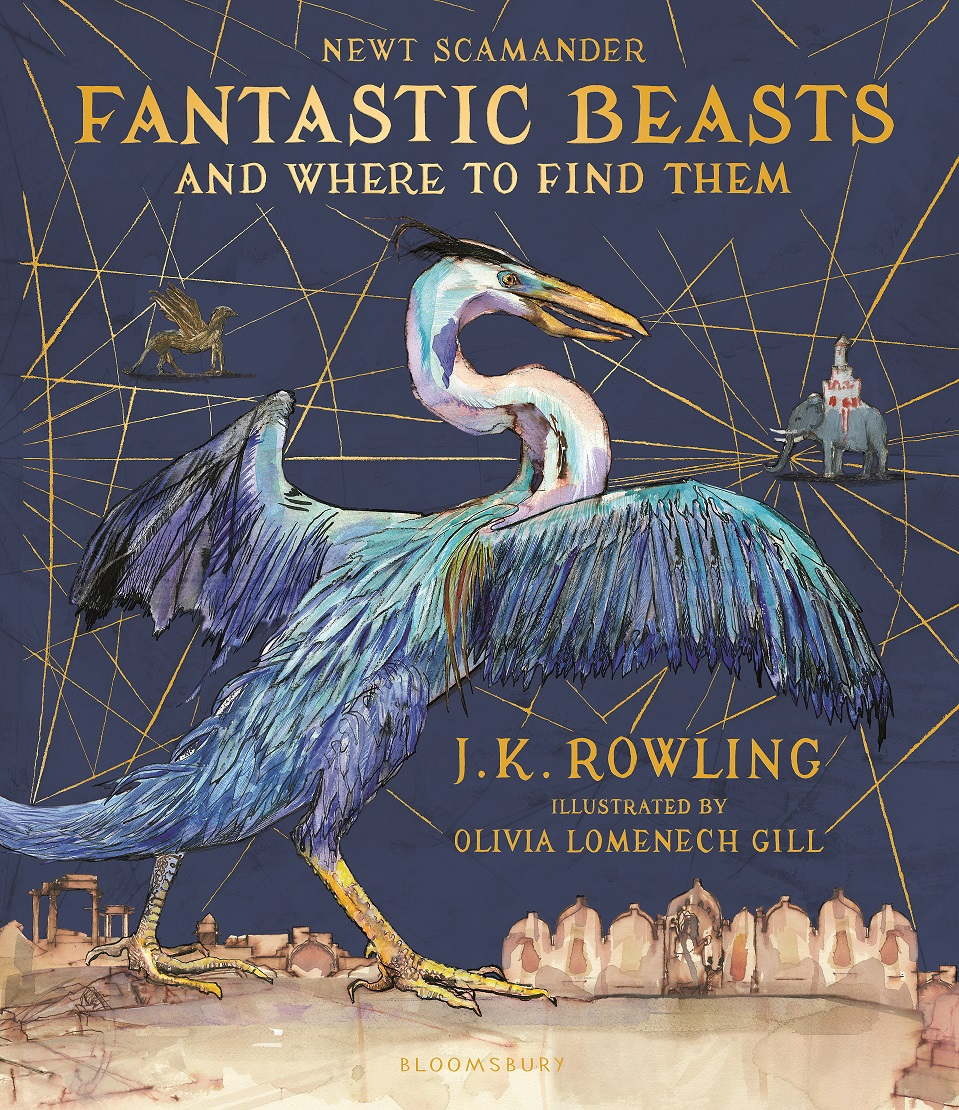 Illustrated Book Cover Photo ~ Exclusive first look at new illustrated edition of fantastic