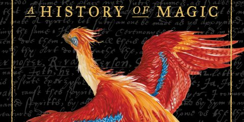 Harry Potter A History Of Magic US Companion Book Cover Revealed
