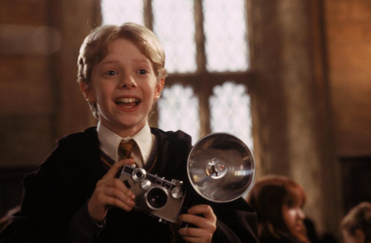 Colin Creevey - Pottermore Hogwarts