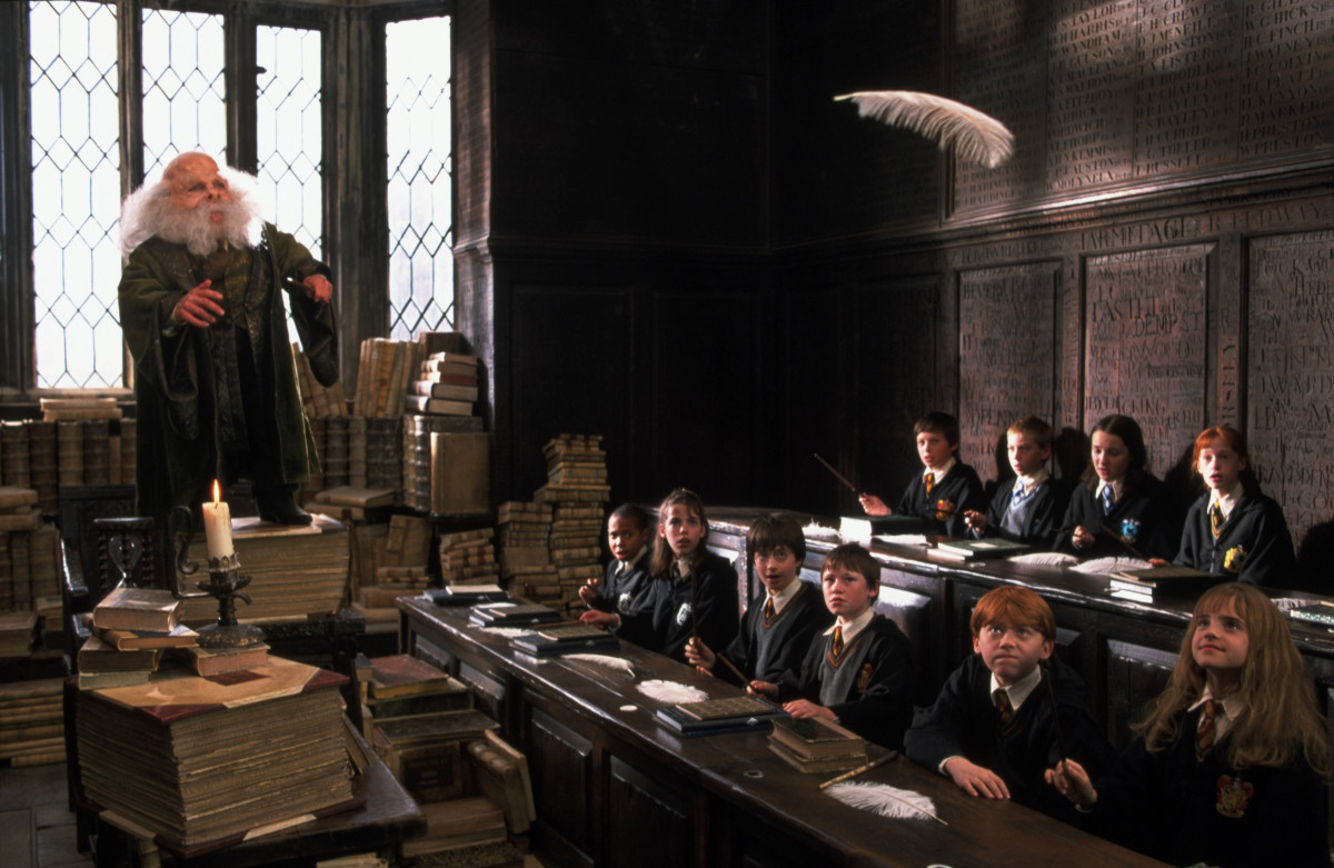The etymology of Hogwarts professor names - Pottermore