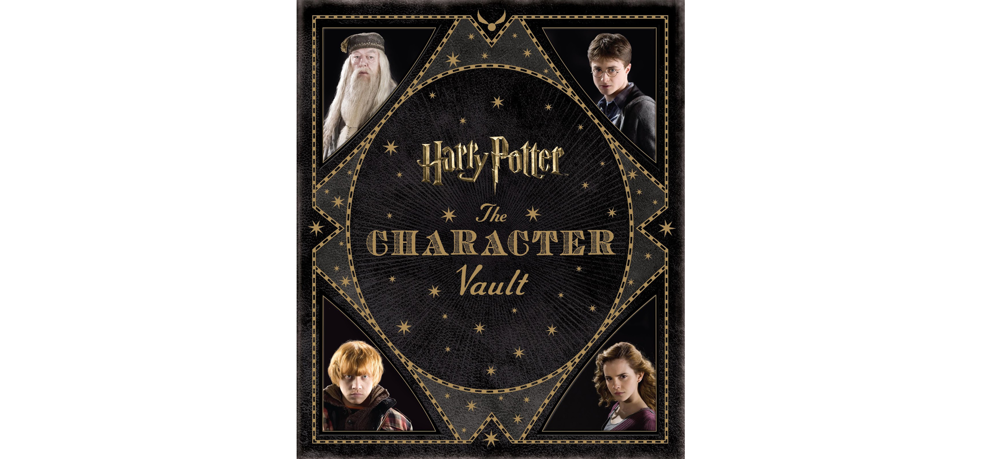Harry Potter: The Character Vault book cover