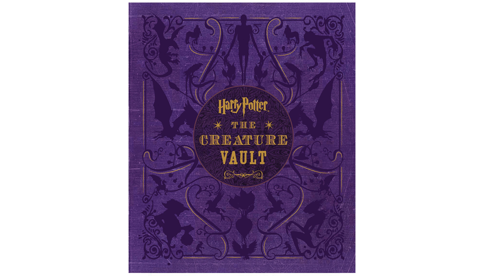 Harry Potter: The Creature Vault book cover