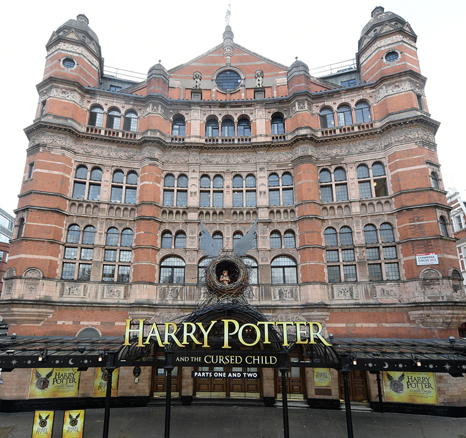 Cursed Child Front Of House Unveiled Pottermore - Front of house theatre