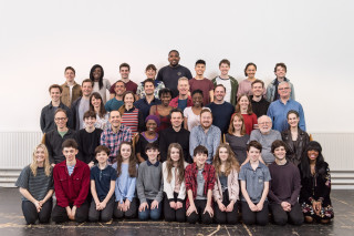 The rest of the cast for Cursed Child's 2017 production