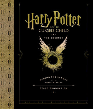Harry Potter and the Cursed Child: The Journey Scholastic cover